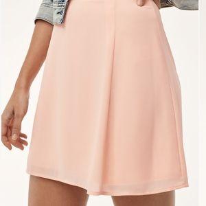 Aritzia Skirts - Aritzia Sunday best KIM Skirt WHITE